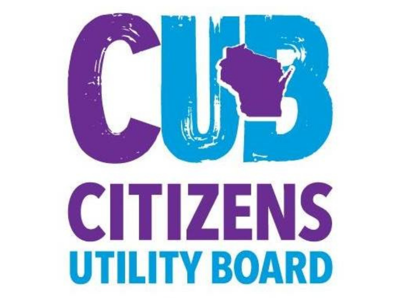 Citizens Utility Board: if funding continues, working to decrease fixed charges