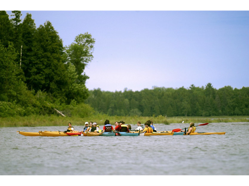 Gathering Waters: Wisconsin's Alliance for Land Trusts: transforming young lives with nature
