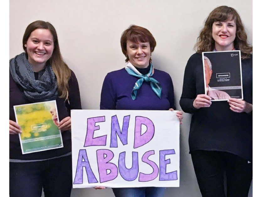 End Domestic Abuse Wisconsin: memorializing abuse victims