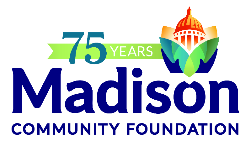 Madison Community Foundation 75 years logo