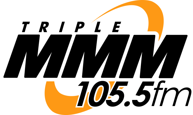 triple MMM 105.5fm radio