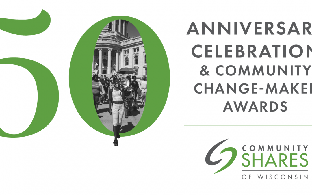 50th Anniversary Celebration and Community Change-Maker Awards: A Virtual Event!