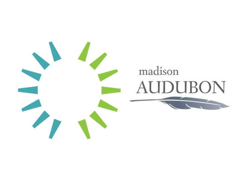 Wisconsin Council of the Blind and Visually Impaired logo and Madison Audubon Logo for featured image