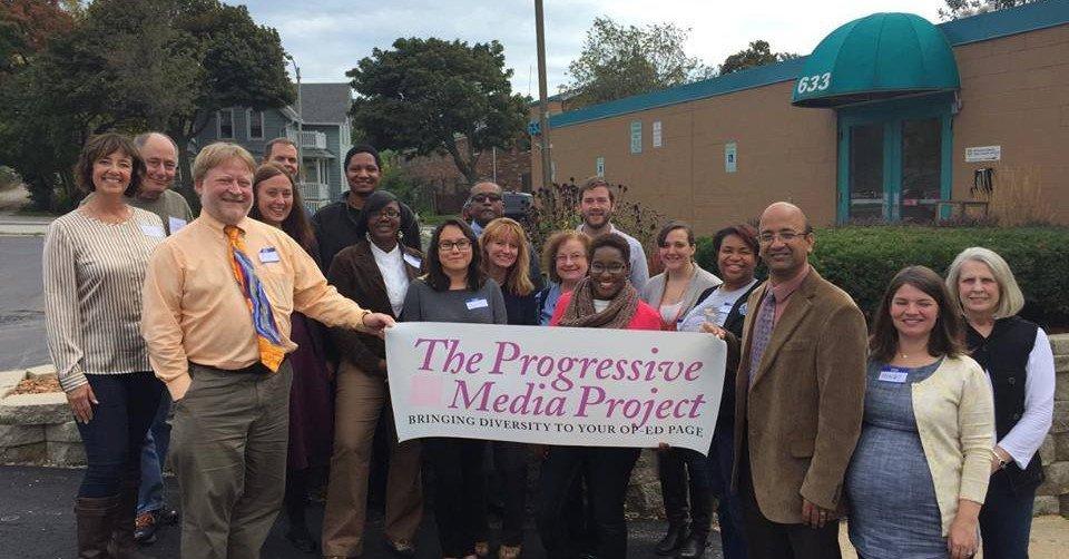 progressive media project