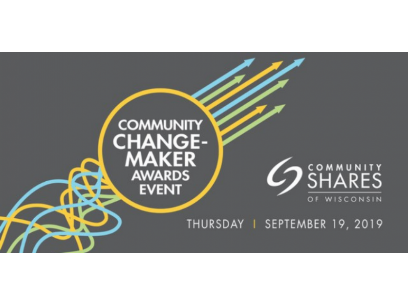 Save the Date: 2019 Change-Maker Awards Event is on Thursday, Sept 19th!