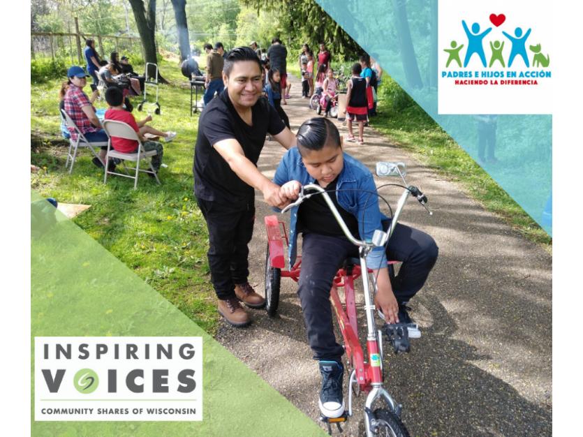 Inspiring Voices: Padres E Hijos