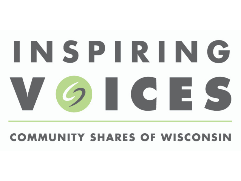 Community Shares of Wisconsin Announces $6000 Distributed in 2020 Inspiring Voices Grants