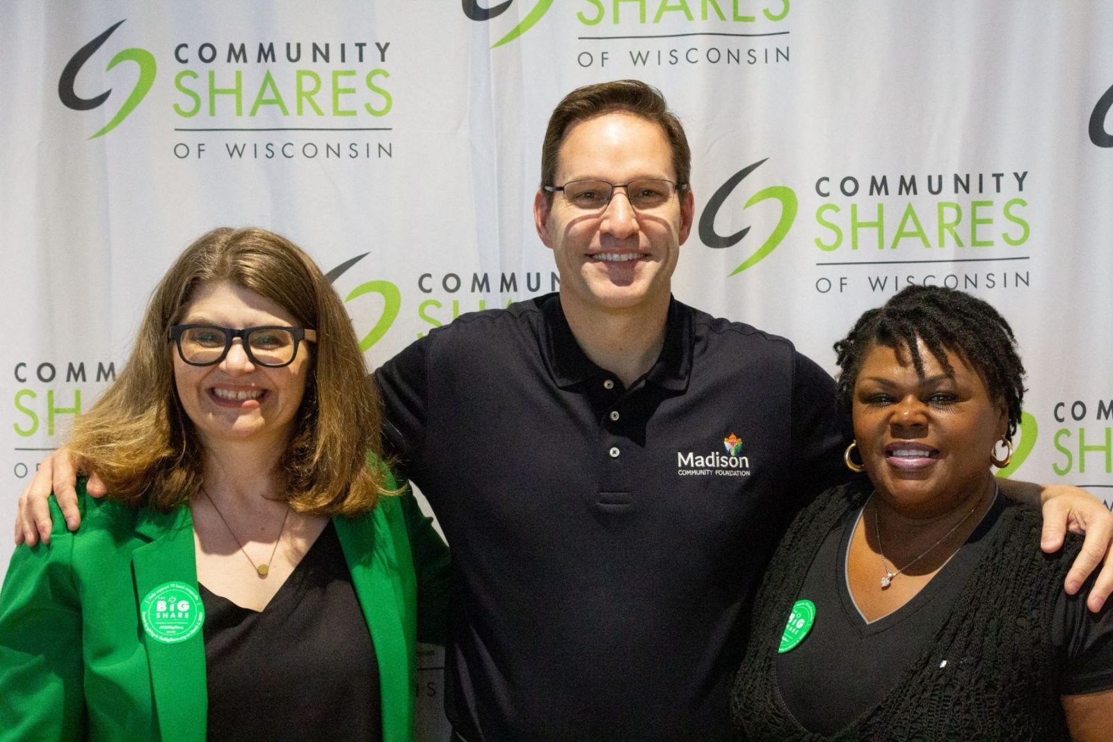 Madison Community Foundation and CSW photo