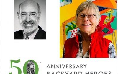 Anniversary Backyard Heroes: Sals & Zimmerman