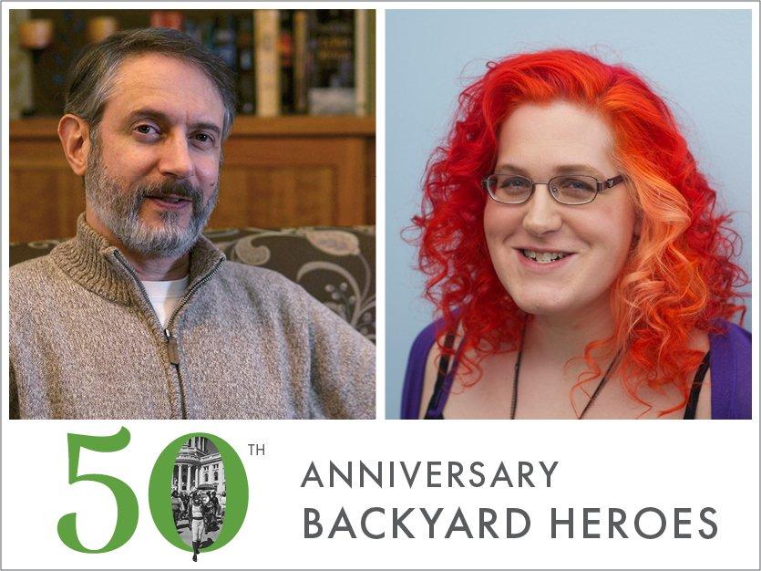 Anniversary Backyard Heroes: Giesler & Kimport