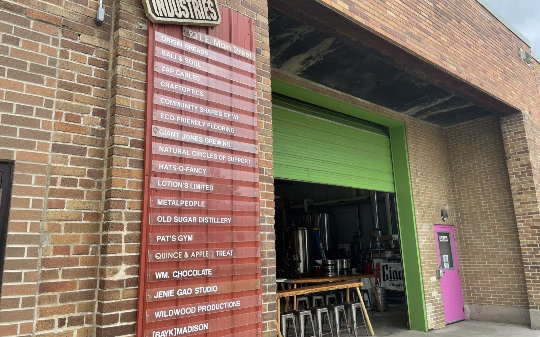 Community Shares Moves to Main Street Industries Building