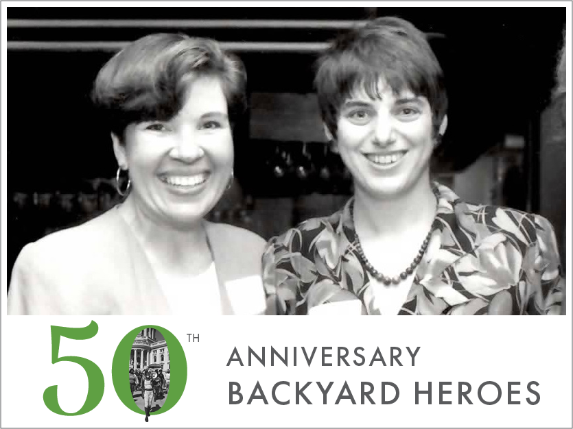 Anniversary Backyard Heroes: Matyka & Gotthelf