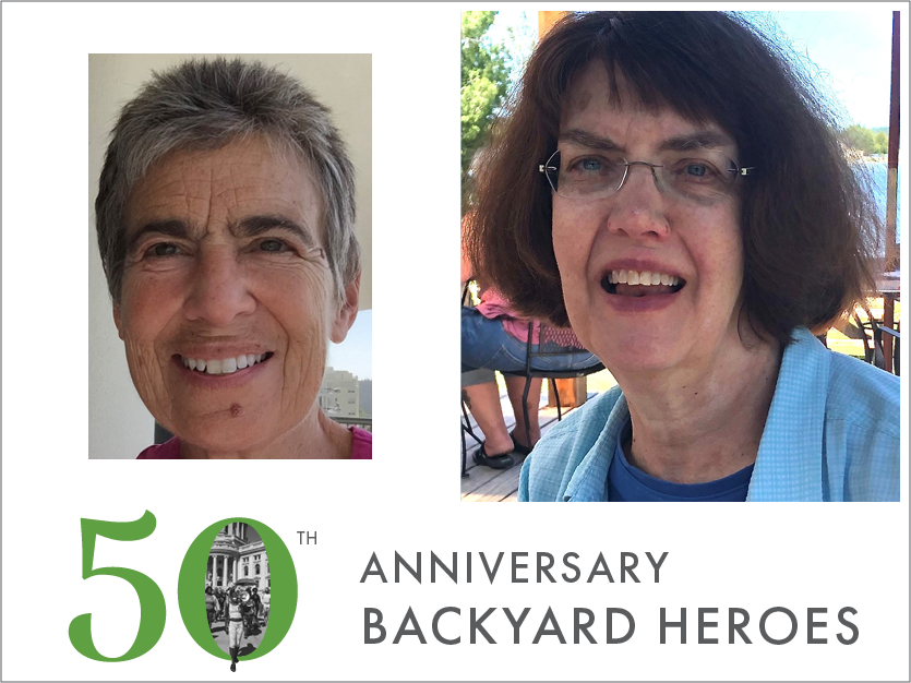 Anniversary Backyard Heroes: Karan & Morton