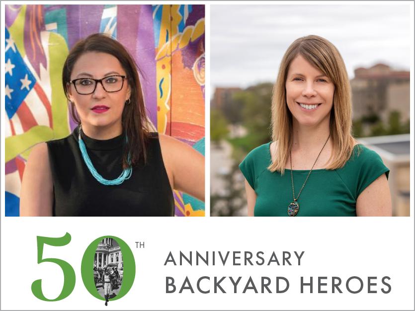 Anniversary Backyard Heroes: Wolf & Dickmann