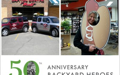 Anniversary Backyard Heroes: Willy Street Co-op & Capitol Centre Market