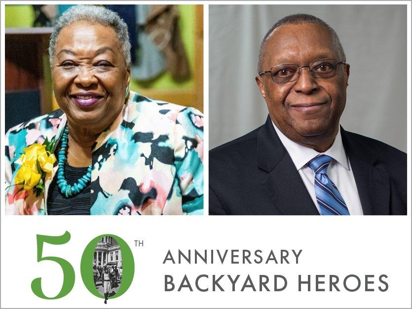 Anniversary Backyard Heroes: Daniel & Gates