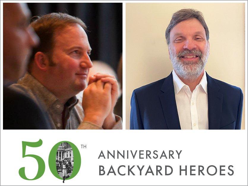 Anniversary Backyard Heroes: Storck & LaFlash