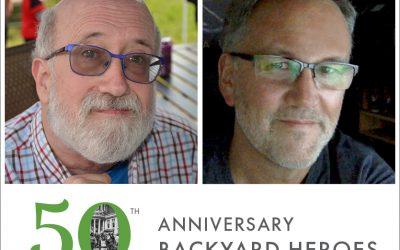 Anniversary Backyard Heroes: Urban & Quinlan