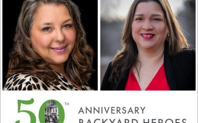 Anniversary Backyard Heroes: Rudd & Figueroa Velez